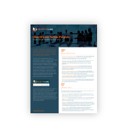 Image of Partner Program Brochure